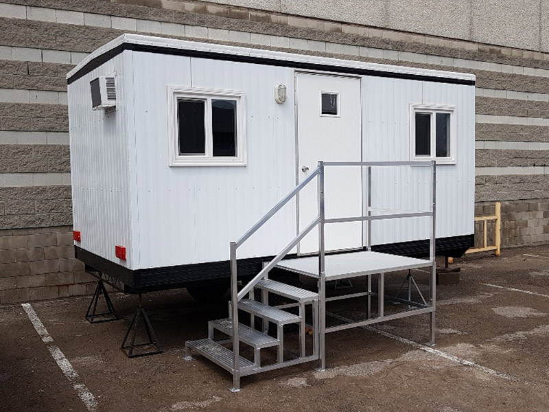 10' x 20' Mobile Office
